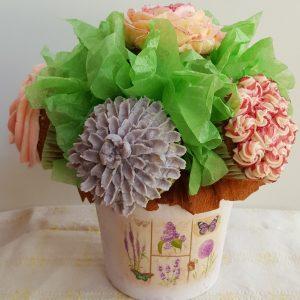 bouquet - una de postres