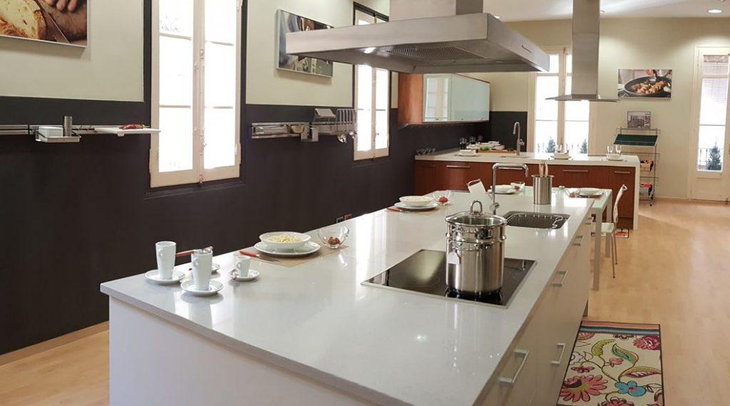 taller de cuina - una de postres