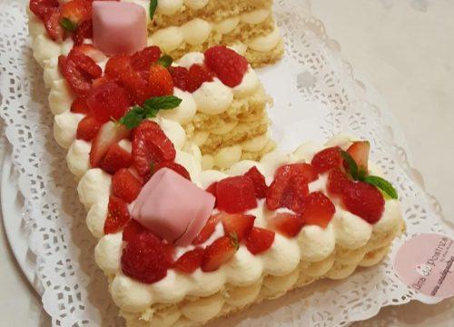 letter cake (Large)
